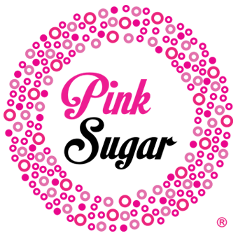 Pink Sugar Our Story Logo