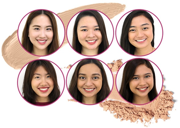 18 Girls Get Shade Matched for Pink Sugar BB Cream Powder