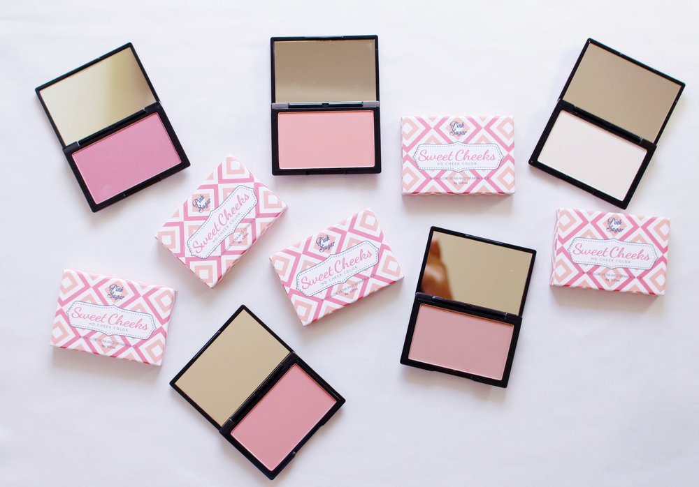 New Pink Sugar Sweet Cheeks Blush