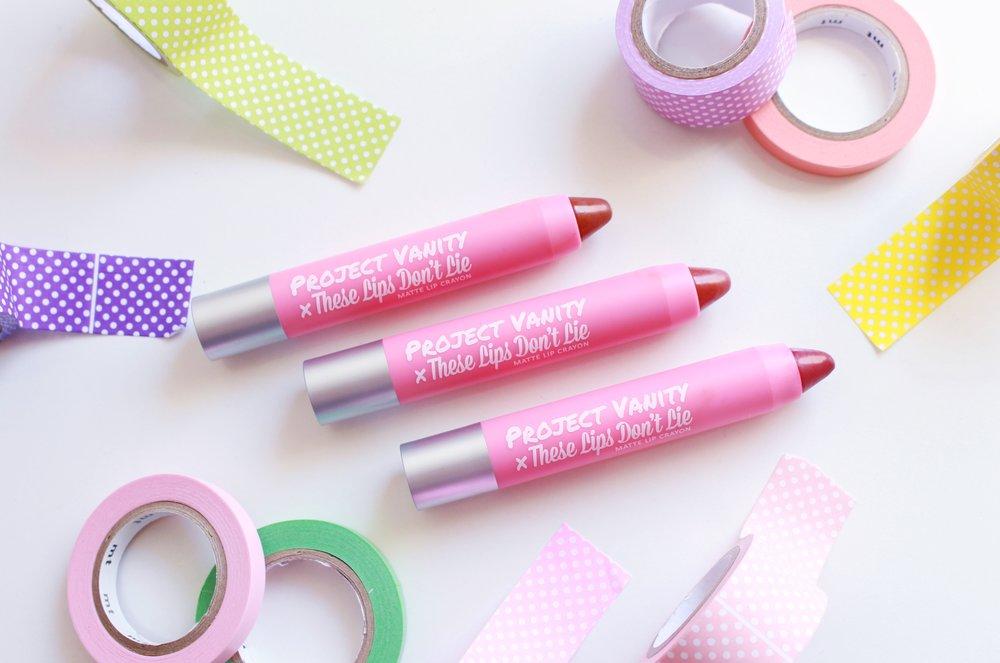 New Pink Sugar x Project Vanity Shades